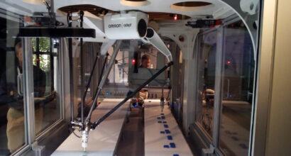 Handling DSG Robotics